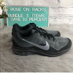 Nike Women's Dynasty 2 Air Max Anthracite Blk/Gray